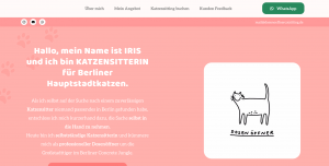 wordpress, web design, web designerin, berlin, elementor