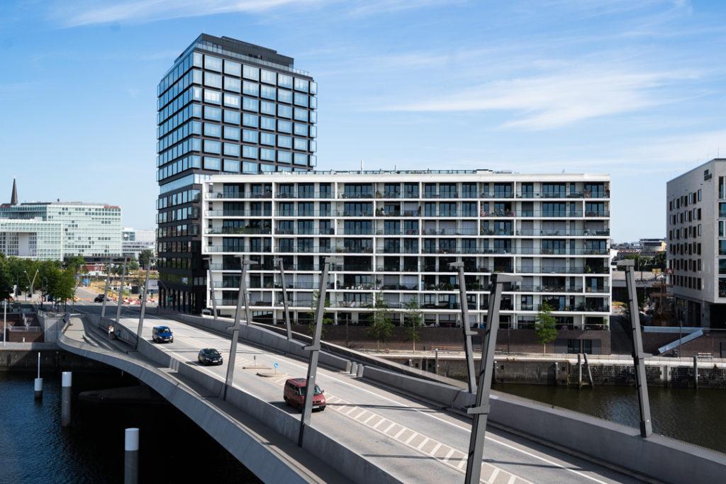 Baakenhafen, Hafencity, Architektur, Architekturfotografie, Hamburg, Berlin, Iris König