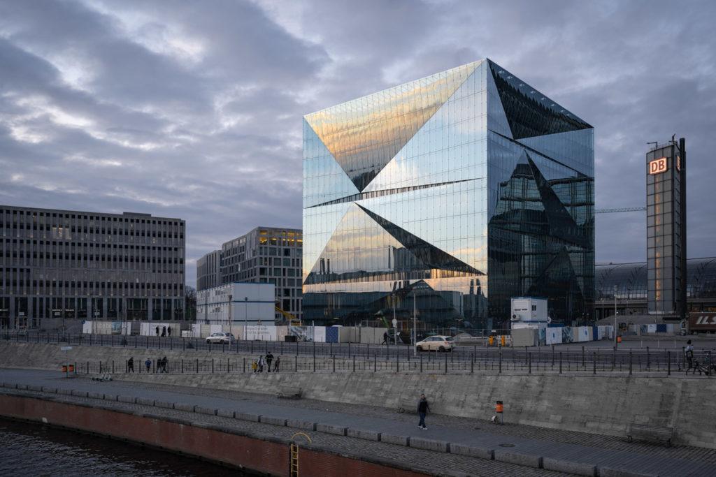 Cube, Berlin, Iris König, 3XN Kopenhagen,Architektur, Fotograf, Fotografie, Smart Building