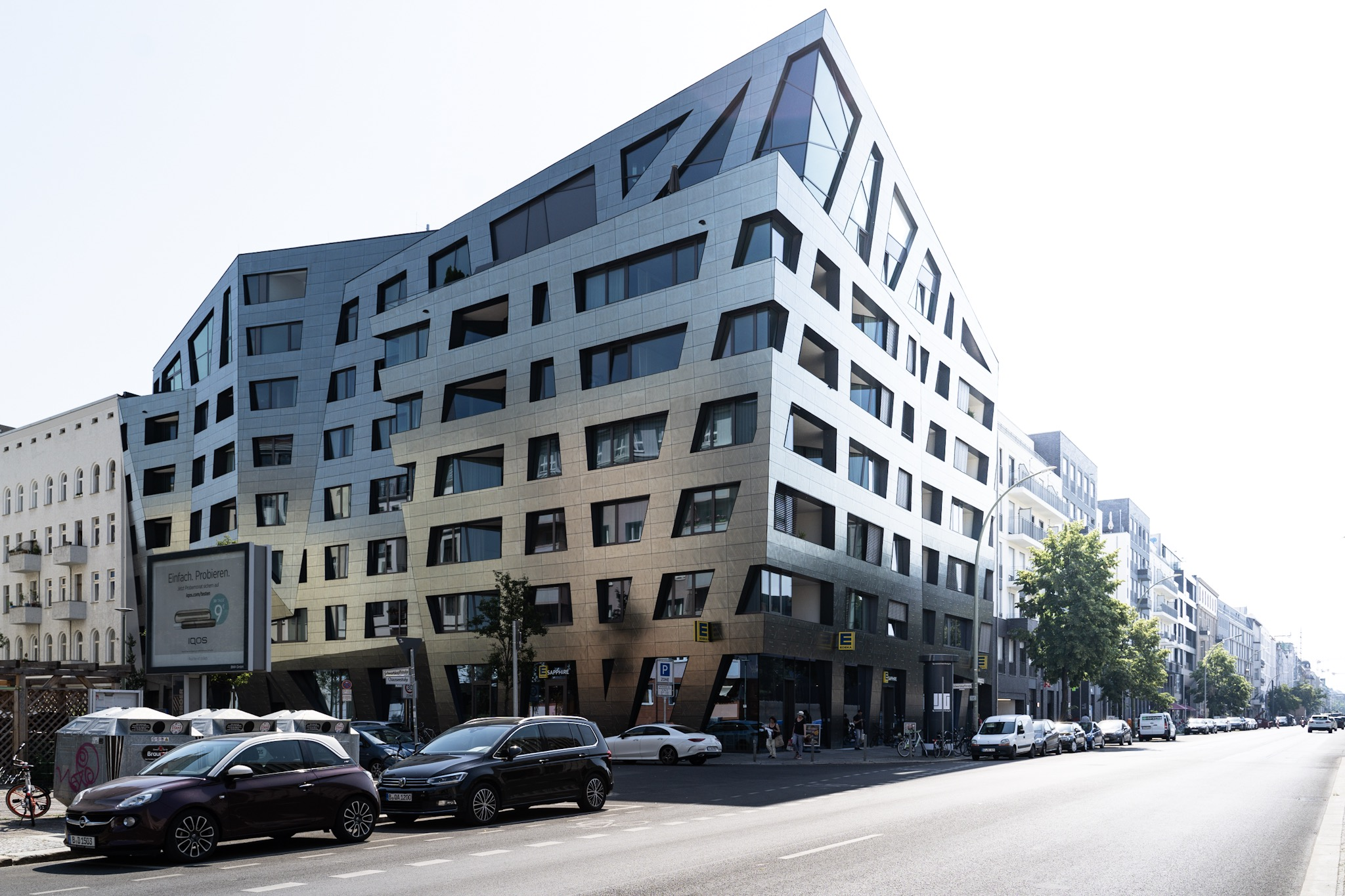 sapphire, architekturfotografie, architekturfotograf, berlin, iris könig